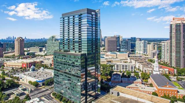 3630 Peachtree Road NE #2908, Atlanta, GA 30319 (MLS #6760298) :: Vicki Dyer Real Estate