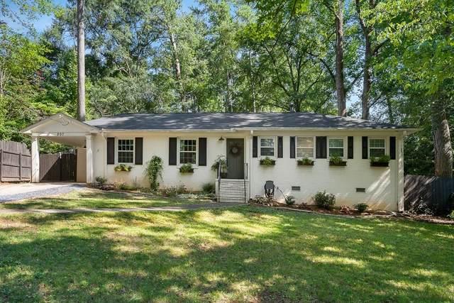 207 Shawnee Trail SE, Marietta, GA 30067 (MLS #6760318) :: North Atlanta Home Team