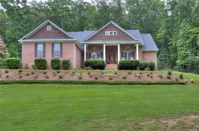 39 Twin Oaks Lane SW, Cartersville, GA 30120 (MLS #6760336) :: North Atlanta Home Team