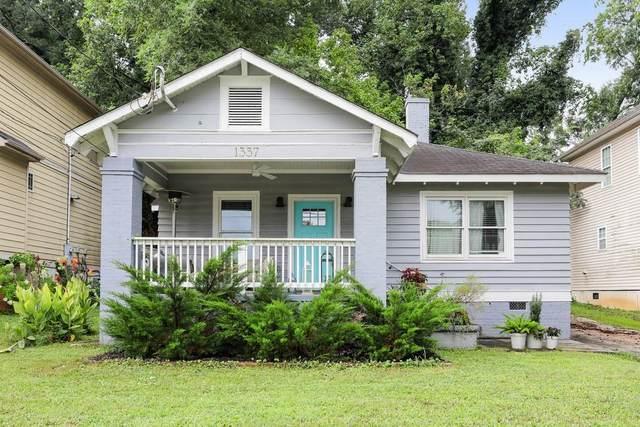 1337 Memorial Drive, Atlanta, GA 30317 (MLS #6760393) :: The Heyl Group at Keller Williams