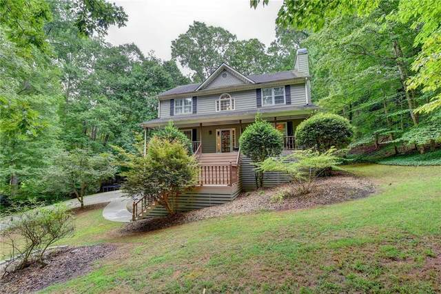 154 Junaluska Drive, Woodstock, GA 30188 (MLS #6760402) :: The Heyl Group at Keller Williams