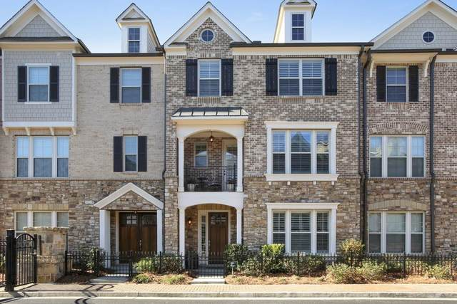 1438 Druid Manor Boulevard NE, Atlanta, GA 30329 (MLS #6760409) :: The Heyl Group at Keller Williams