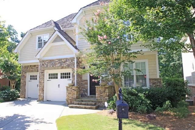 6320 Cotswold Lane, Atlanta, GA 30328 (MLS #6760415) :: The Heyl Group at Keller Williams