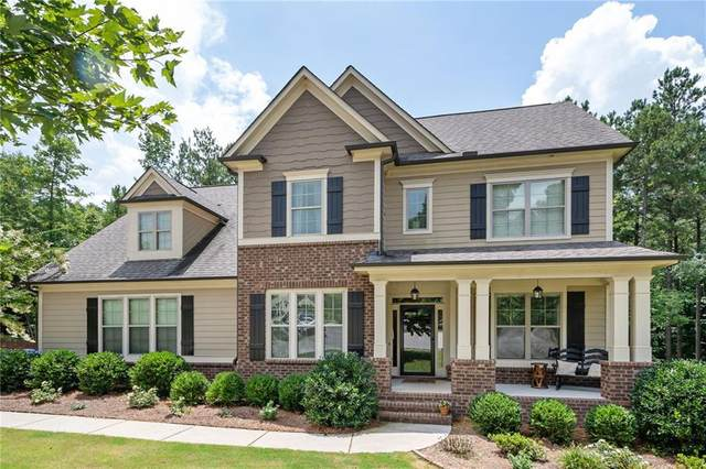 55 Creek Side Court, Jefferson, GA 30549 (MLS #6760434) :: North Atlanta Home Team