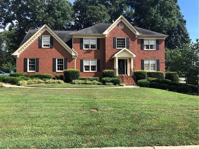 5818 Lost Grove Drive NW, Lilburn, GA 30047 (MLS #6760448) :: The Heyl Group at Keller Williams