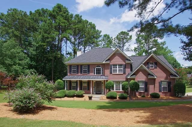 100 Quail Cove, Fayetteville, GA 30215 (MLS #6760461) :: RE/MAX Prestige