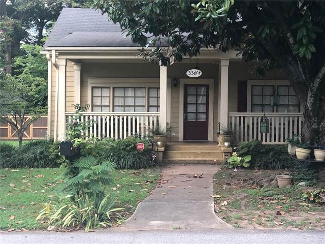 3364 Bachelor Street, Atlanta, GA 30344 (MLS #6760467) :: Good Living Real Estate