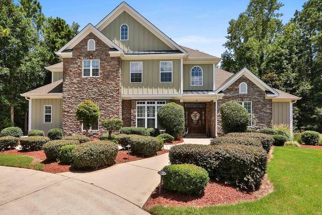 5 Primrose Pass, Newnan, GA 30265 (MLS #6760472) :: Tonda Booker Real Estate Sales