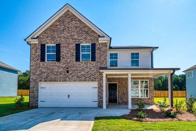 374 Lead Way, Jonesboro, GA 30238 (MLS #6760484) :: North Atlanta Home Team