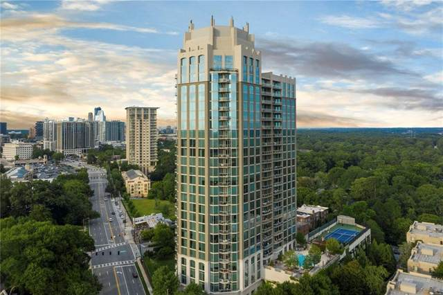 2795 Peachtree Road NE #2301, Atlanta, GA 30305 (MLS #6760548) :: North Atlanta Home Team