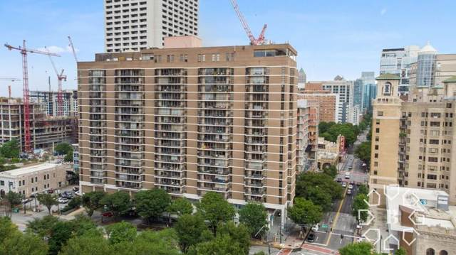 620 Peachtree Street NE #1010, Atlanta, GA 30308 (MLS #6760549) :: Rock River Realty