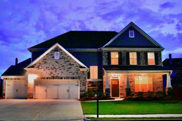 1320 Bar Harbor Place, Lawrenceville, GA 30044 (MLS #6760576) :: North Atlanta Home Team
