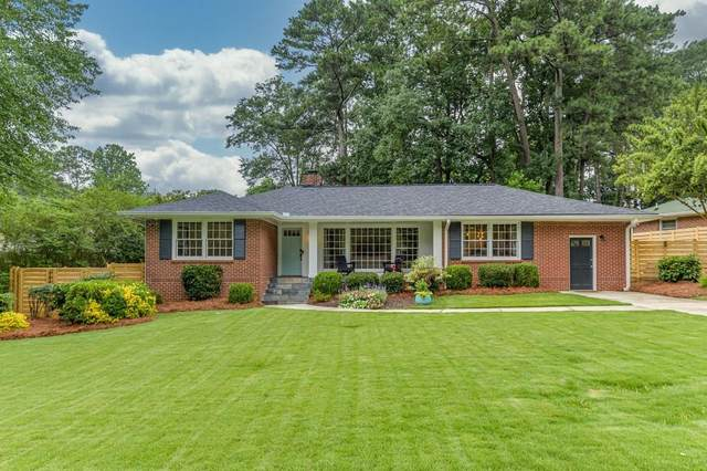 1301 Amanda Circle, Decatur, GA 30033 (MLS #6760596) :: North Atlanta Home Team