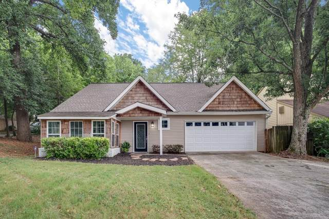 548 Deering Road NW, Atlanta, GA 30309 (MLS #6760642) :: Rock River Realty