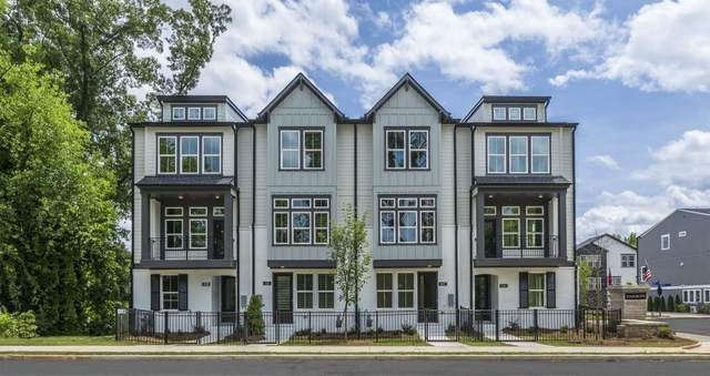 1007 Katie Kerr Drive #13, Decatur, GA 30030 (MLS #6760650) :: Good Living Real Estate