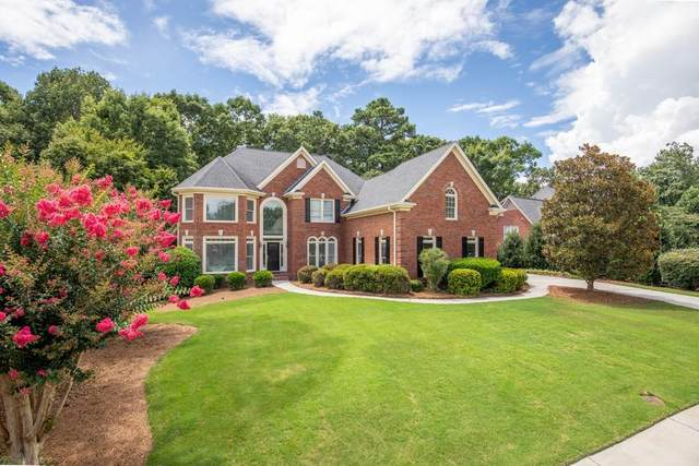 4007 Ancient Amber Way, Peachtree Corners, GA 30092 (MLS #6760682) :: The Cowan Connection Team