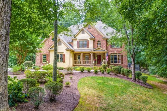 313 Champions Court, Woodstock, GA 30188 (MLS #6760697) :: North Atlanta Home Team