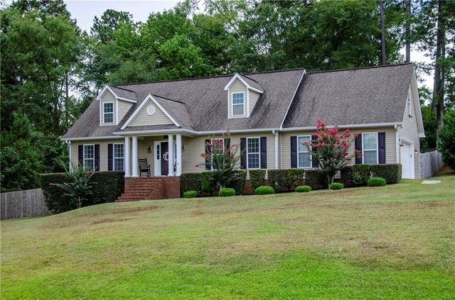 101 Cords Bridge Road, Milledgeville, GA 31061 (MLS #6760715) :: The Cowan Connection Team