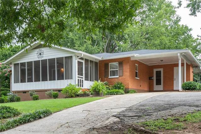 69 Hurt Road SE, Smyrna, GA 30082 (MLS #6760741) :: North Atlanta Home Team
