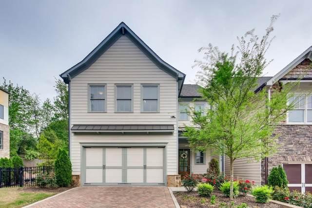 972 Azalee Wharton Avenue NW, Atlanta, GA 30318 (MLS #6760757) :: North Atlanta Home Team
