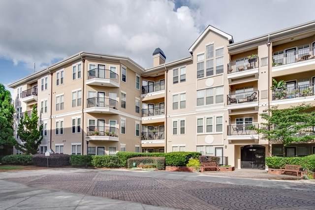 1850 Cotillion Drive #3113, Atlanta, GA 30338 (MLS #6760783) :: Kennesaw Life Real Estate