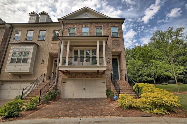 813 Canterbury Overlook, Atlanta, GA 30324 (MLS #6760789) :: The Hinsons - Mike Hinson & Harriet Hinson