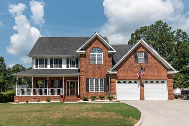 42 Amberwood Trail, Rome, GA 30165 (MLS #6760793) :: North Atlanta Home Team