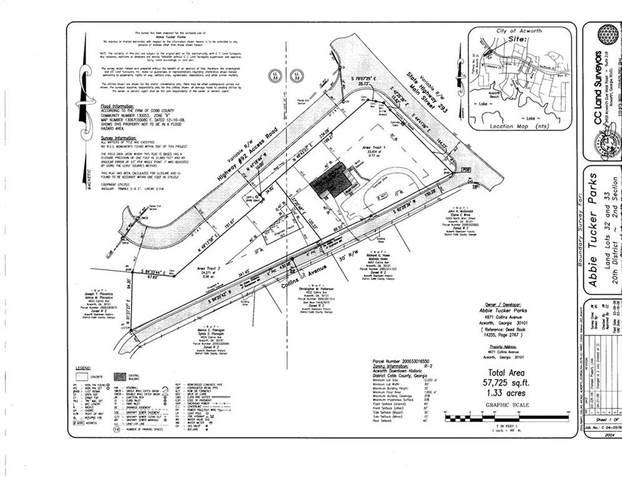 Lot 2 Collins Avenue, Acworth, GA 30101 (MLS #6760807) :: The Heyl Group at Keller Williams