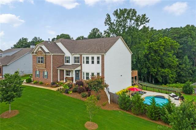 8230 Post Oak Lane, Gainesville, GA 30506 (MLS #6760827) :: The Heyl Group at Keller Williams
