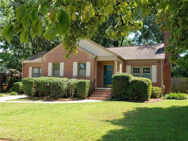 2583 Pineview Drive, Decatur, GA 30030 (MLS #6760834) :: The Realty Queen & Team