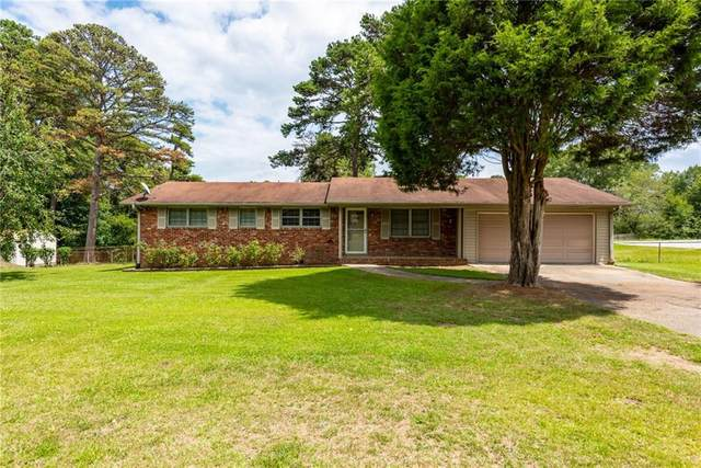 3842 Highway 5, Douglasville, GA 30135 (MLS #6760841) :: The Heyl Group at Keller Williams