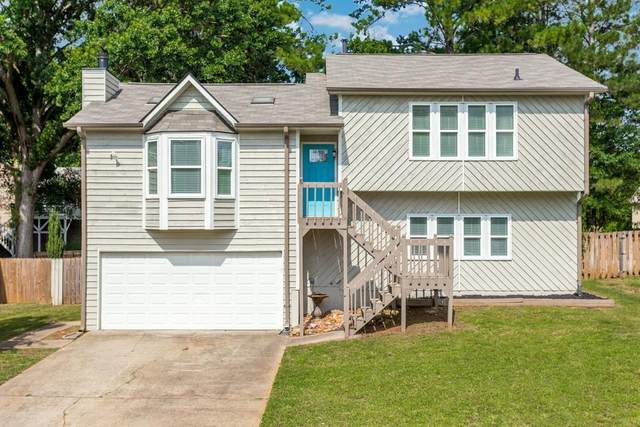 4809 Nevilly Way, Marietta, GA 30066 (MLS #6760859) :: North Atlanta Home Team