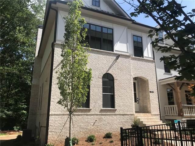 160 Cricket Lane, Alpharetta, GA 30009 (MLS #6760898) :: North Atlanta Home Team