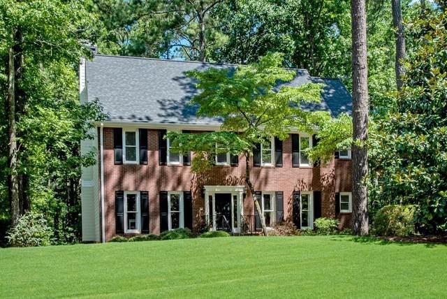 3460 Goldenrod Drive, Alpharetta, GA 30005 (MLS #6760899) :: Kennesaw Life Real Estate