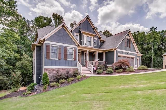 207 Old Avery Court, Canton, GA 30115 (MLS #6760908) :: The Zac Team @ RE/MAX Metro Atlanta
