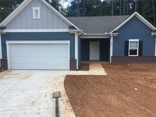 1097 Coldwater Drive, Griffin, GA 30224 (MLS #6760920) :: Todd Lemoine Team