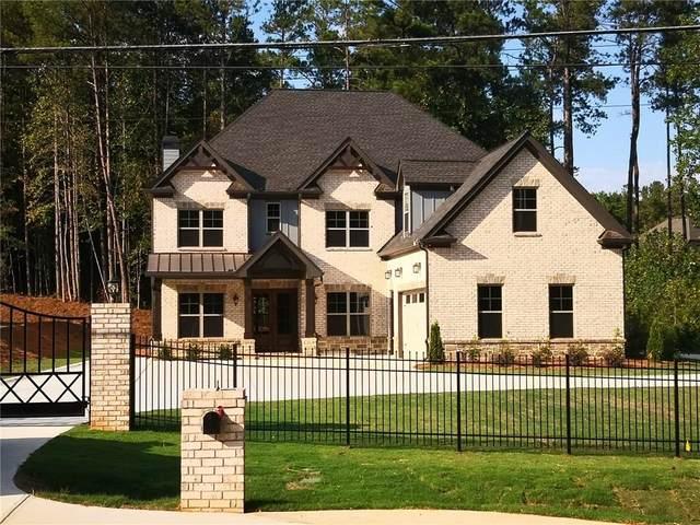 2297 Cain Circle, Dacula, GA 30019 (MLS #6760966) :: The Heyl Group at Keller Williams