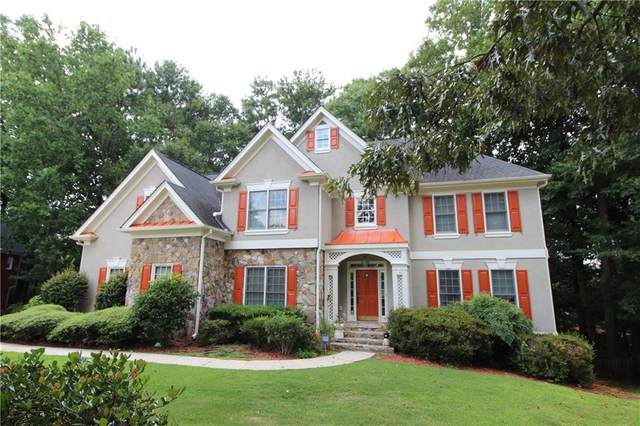 2820 Towne Village Drive, Duluth, GA 30097 (MLS #6760994) :: North Atlanta Home Team
