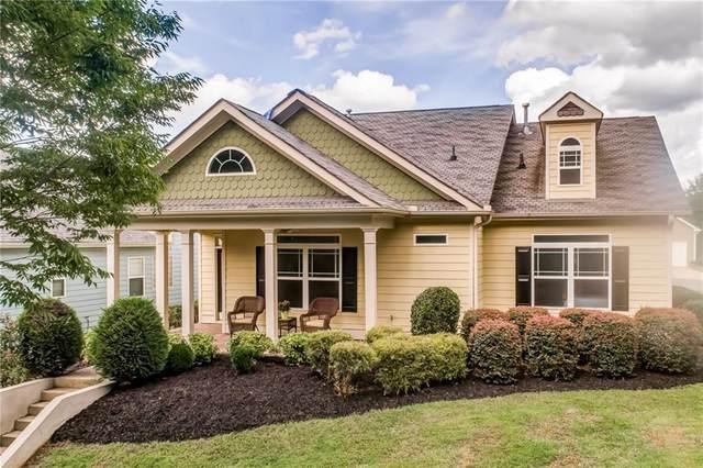 519 Lake Front Drive, Canton, GA 30115 (MLS #6761009) :: North Atlanta Home Team