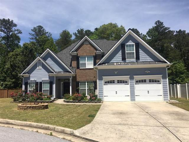 2000 Creek Pointe Way, Villa Rica, GA 30180 (MLS #6761019) :: The Heyl Group at Keller Williams
