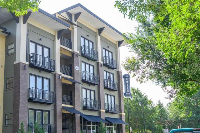 5300 Peachtree Road #3309, Chamblee, GA 30341 (MLS #6761026) :: Thomas Ramon Realty