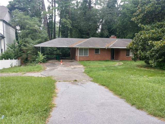 5210 Chamblee Dunwoody Road, Atlanta, GA 30338 (MLS #6761031) :: The Heyl Group at Keller Williams