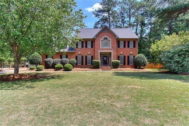2090 Milfield Circle, Snellville, GA 30078 (MLS #6761061) :: North Atlanta Home Team