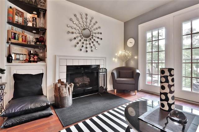 3655 Habersham Road NE B-136, Atlanta, GA 30305 (MLS #6761066) :: The Butler/Swayne Team