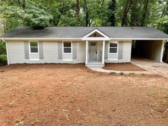 206 Deer Creek Trail SE, Marietta, GA 30060 (MLS #6761095) :: Rock River Realty