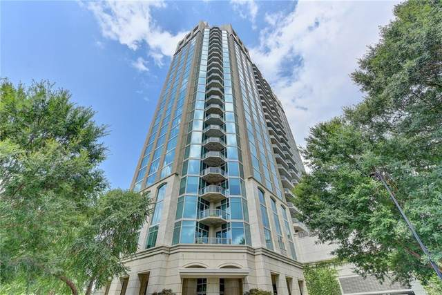 2795 NE Peachtree Road NE #1302, Atlanta, GA 30305 (MLS #6761098) :: KELLY+CO