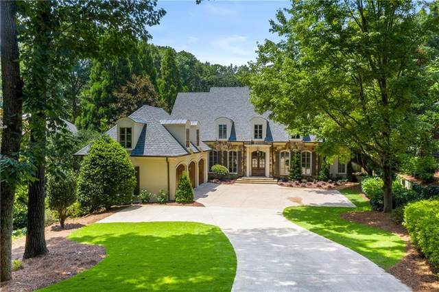 130 Blackland Road NW, Atlanta, GA 30342 (MLS #6761107) :: The Zac Team @ RE/MAX Metro Atlanta