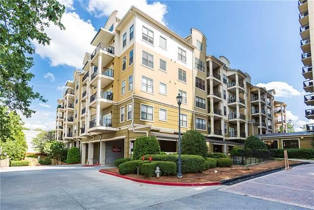 799 Hammond Drive #317, Sandy Springs, GA 30328 (MLS #6761114) :: North Atlanta Home Team