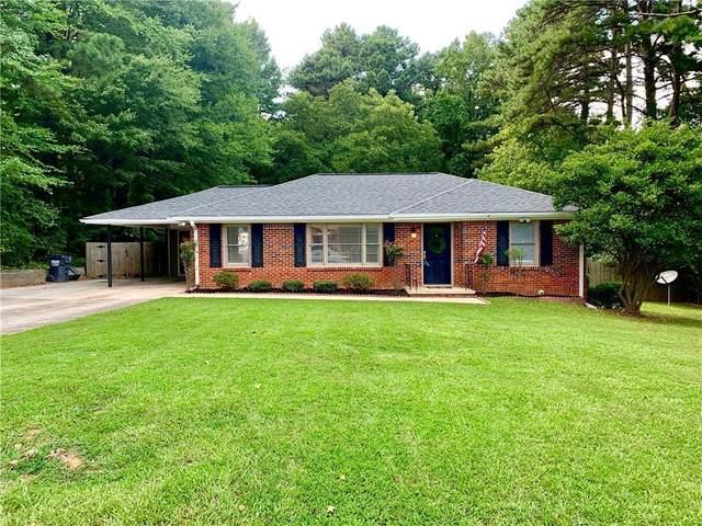 5341 Lilburn Stone Mountain Road SW, Lilburn, GA 30047 (MLS #6761116) :: The Heyl Group at Keller Williams
