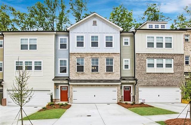 1623 Venture Point Way #37, Decatur, GA 30032 (MLS #6761126) :: The North Georgia Group